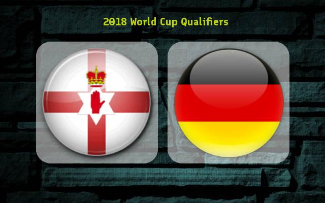 Northern Ireland vs Germany Full Match & Highlights 4 October 2017