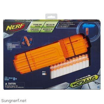Phụ Kiện băng đạn Nerf kép Flip Clip Upgrade Kit