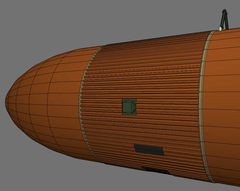 space shuttle external tank - photo #46