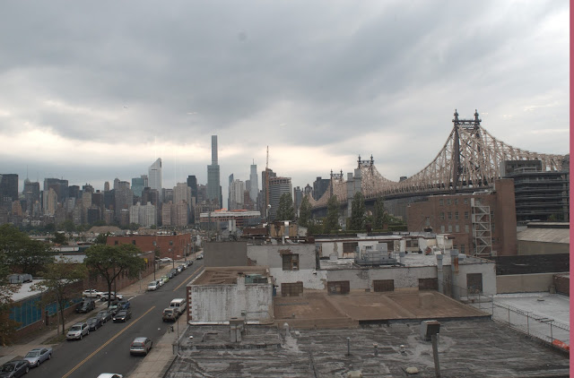 NYC skyline daytime