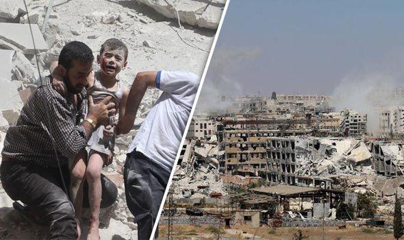Tropas sírias avançam em Aleppo - MichellHilton.com