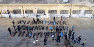 Amnesty International : Dalam 5 Tahun Syiah Assad Bantai 13 Tahanan Di Penjara Sadnaya