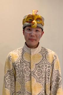 金村慎太郎 こんにゃく座