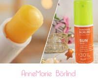 Protections solaires AnneMarie Börlind