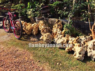 Jual Batu Kali Hias Taman Surabaya