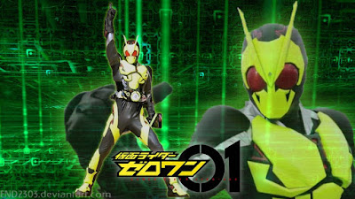 Kamen Rider Zero One