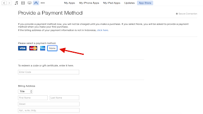 How to Make Apple ID without a Credit Card