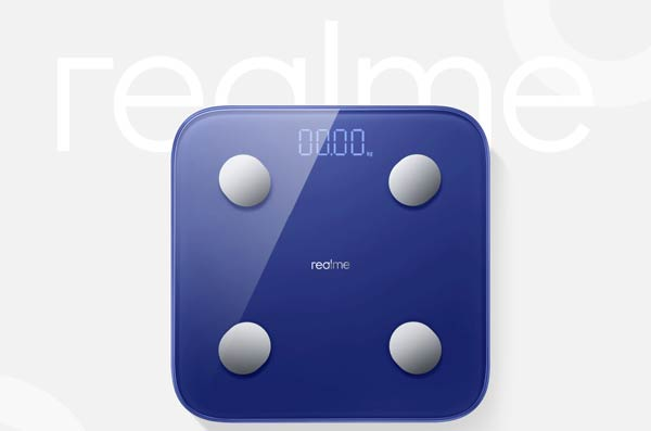 Realme Smart Scale Launched in India