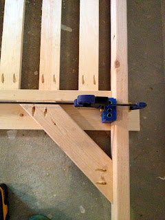 clubhouse bed legs and stretchers