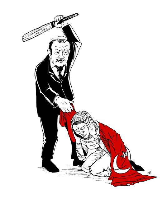 Η κάλπικη νίκη του Ερντογάν