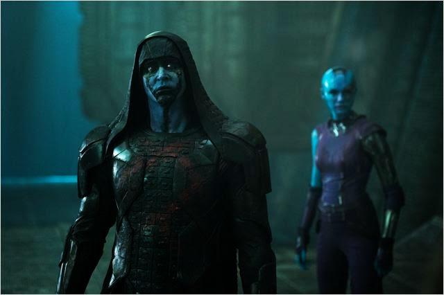 Los villanos de Guardianes de la Galaxia