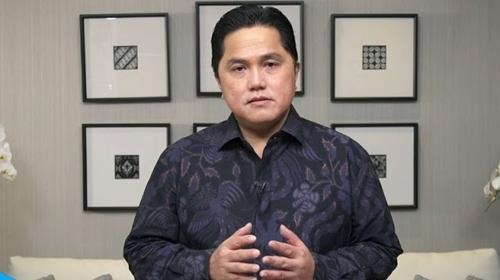 Setelah Luhut, Erick Thohir Minta Maaf Karena Belum Sempurna Tangani Covid-19