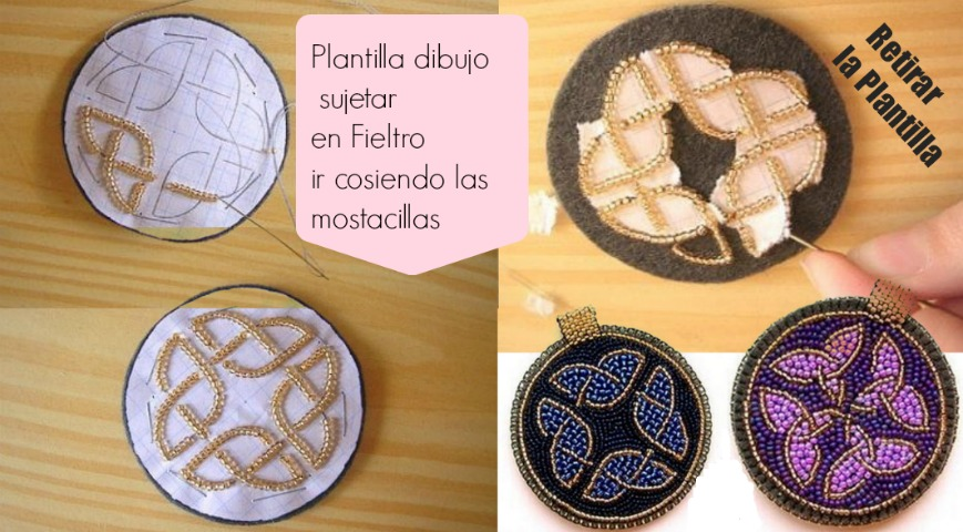 broches, pins, bisuteria, labores