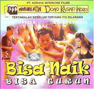 Warkop DKI : Bisa Naik Bisa Turun (1992) WEB-DL