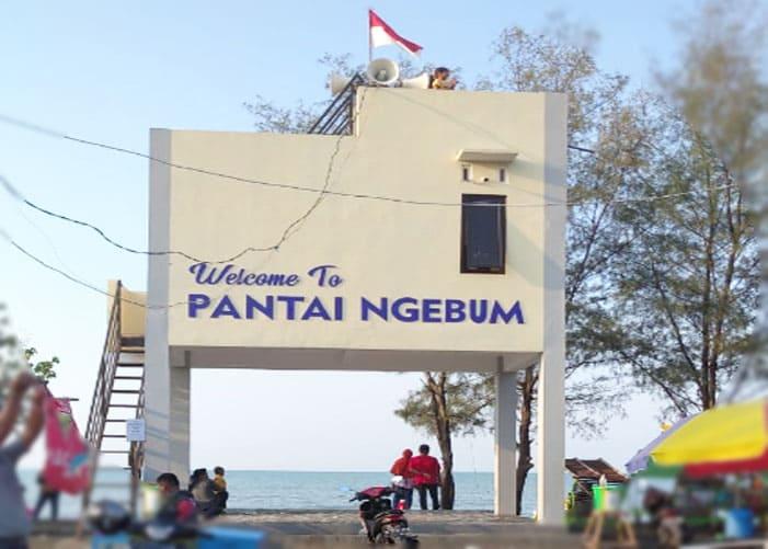 Pantai Ngebum Kaliwungu Kendal