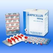 Ampicilin 500