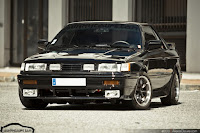 382. Mazda Etude, Suzuki Kizashi, Nissan Sunny Coupe (B12). staryjaponiec blog