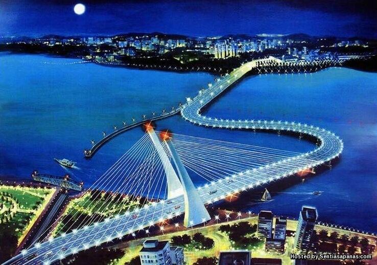 Kenapa Tun Mahathir Mahu Membina Jambatan Bengkok?
