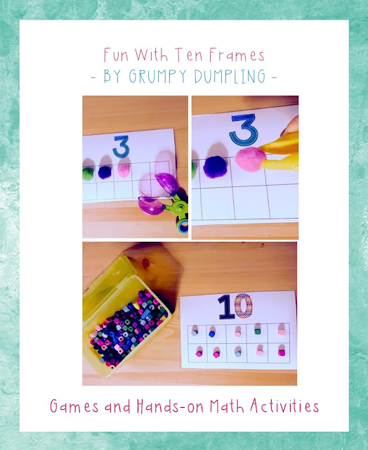 https://www.teacherspayteachers.com/Product/Fun-With-Ten-Frames-2876488