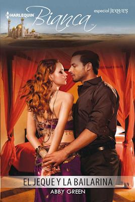 Abby Green - El Jeque Y La Bailarina