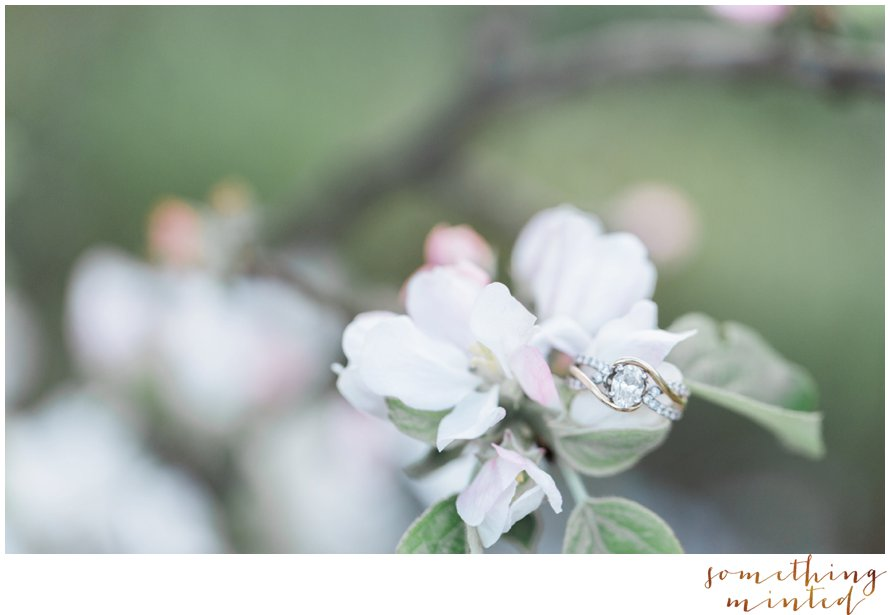 Three cords wedding ring by Something Minted Photography