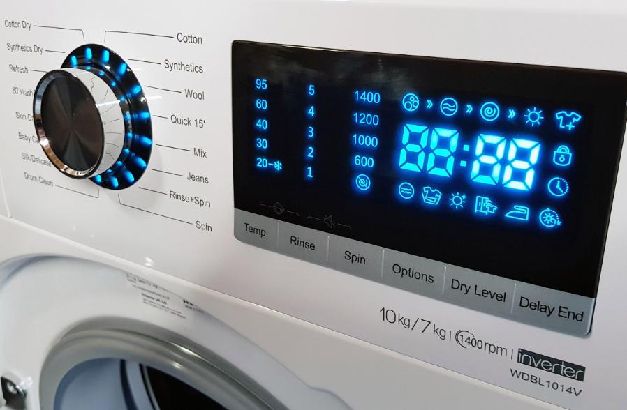 Waschmaschine Fehlercode F01