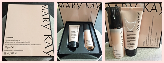 Set de Microdermoabrasión Mary Kay - Renew-Style