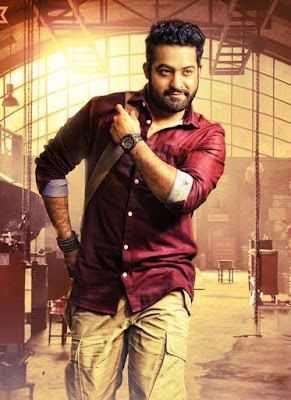 janatha garage first look poster. Hap Birth day NTR.