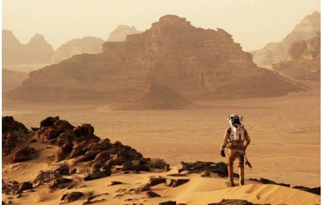 Vídeo mostra como será a vida em Marte