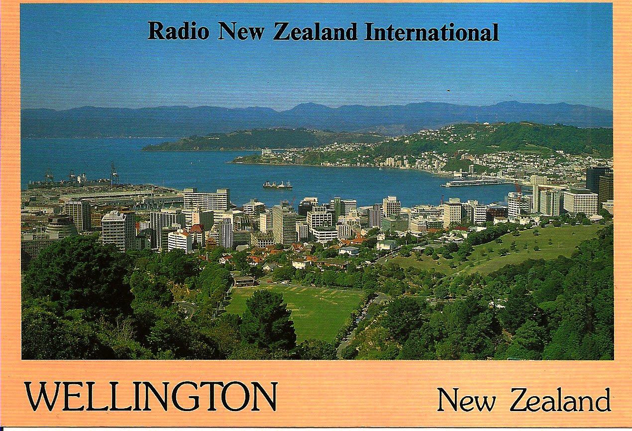 New Zeland Update: Shortwave Central: Radio New Zealand Intl Updates Summer