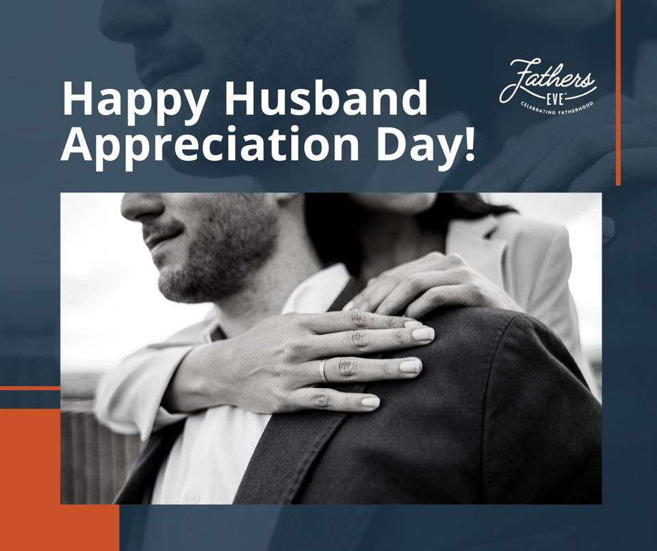 Husband Appreciation Day Wishes For Facebook
