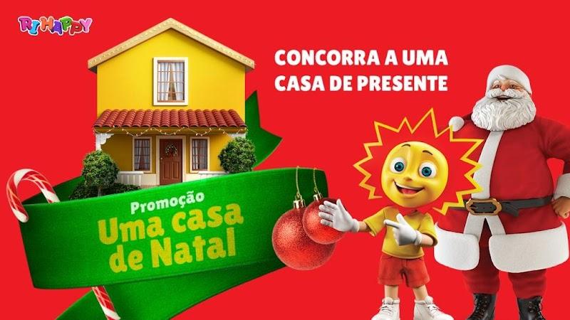 Ri Happy prepara fim de ano especial com a campanha Uma Casa de Natal