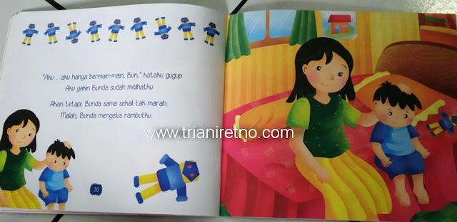 Buku Anak Aku Belajar Mengendalikan Diri