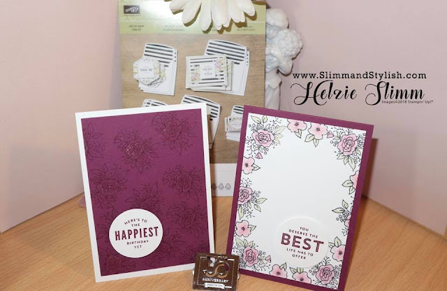 Lots of Happy Kit by Stampin Up
