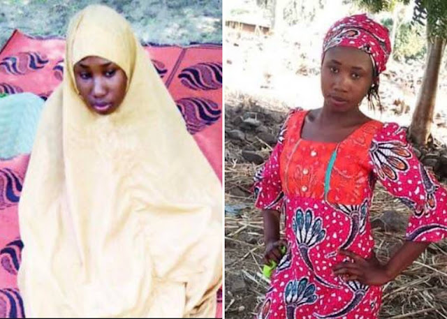 Nigerian girl, Leah Sharibu who was abducted by Bokoharam has given birth to second baby in  Boko Haram captivity