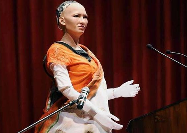 News, World, Technology, Robot, Sophia, Science, Humanoid, Love, Computer Programming, Sophia the Robot Says she Doesnt have Sex Confusing with Love