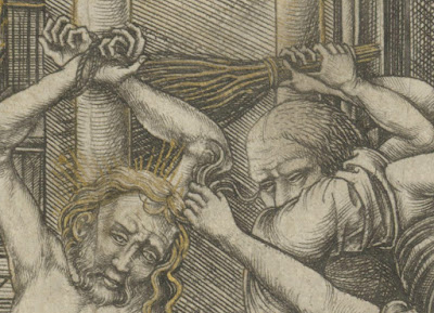 flagelacion azote latigo birching medieval tortura grabado