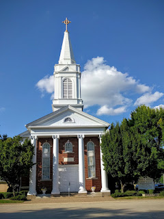 First Congregational Church, Geneseo, Illinois