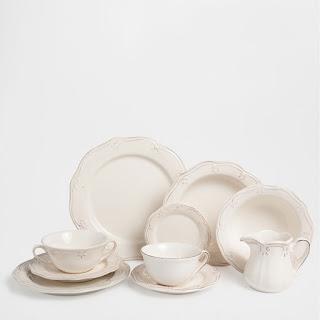 tea cup set zara home