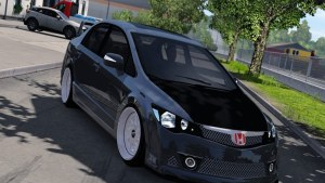 Honda Civic FD6 V2 Car