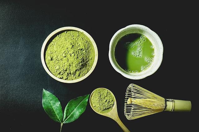 فوائد شاي الماتشا للتخسيس