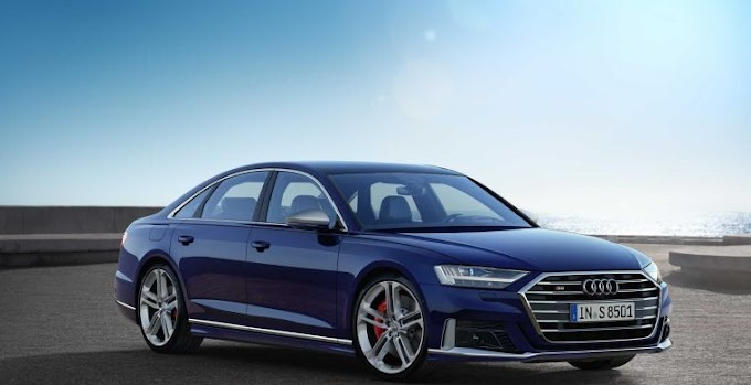 2020 Audi S8 Revealed with Twin-Turbo V8 and 563hp
