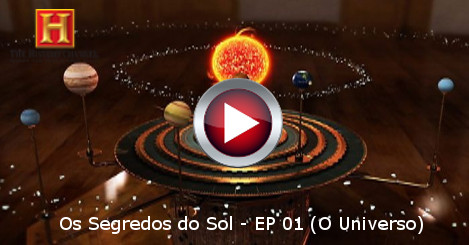 O Universo - History channel T01 EP01