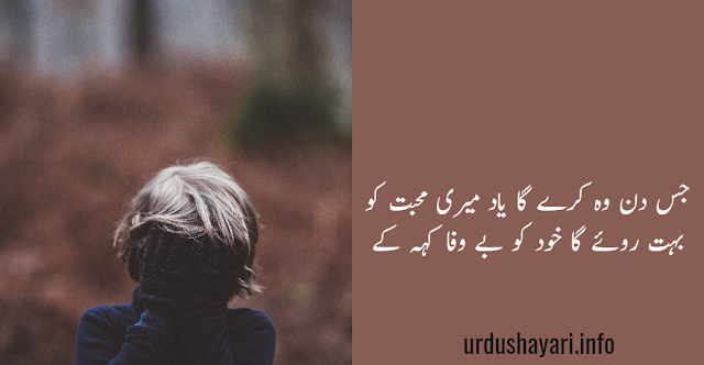 best bewafa Shayari - two lines image poetry in urdu