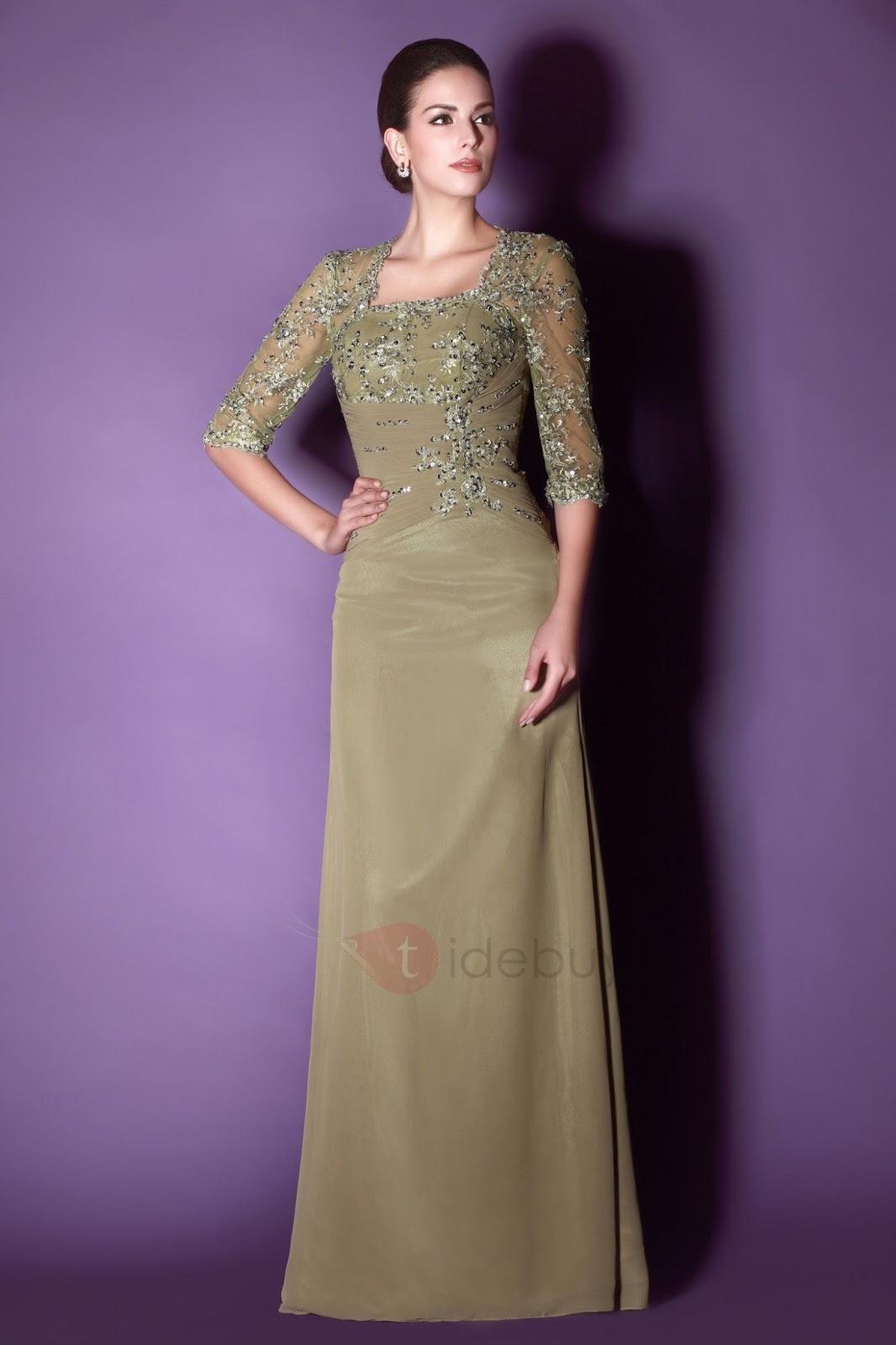 Moda y estilos: Vestidos de fiesta