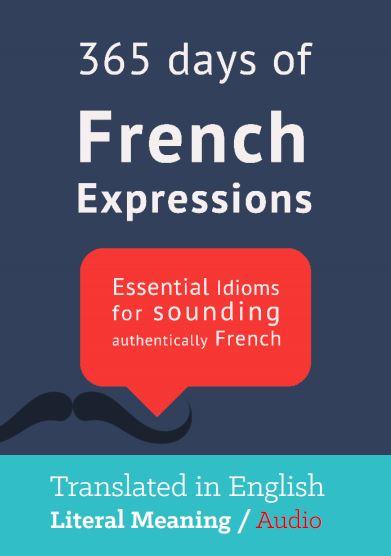 365 Days of French Expressions PDF Frédéric BIBARD