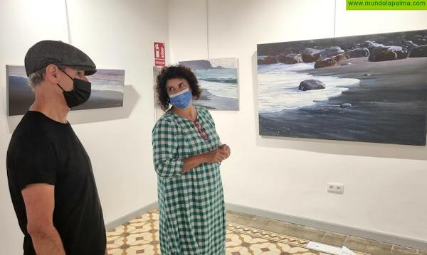 La pintura de Luis Morera, protagonista del Espacio de Arte O'Daly