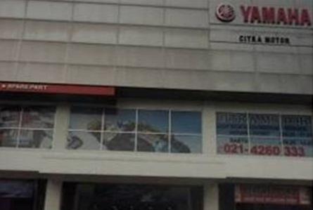 Alamat Dealer Yamaha Citra Motor 2 Jakarta Pusat