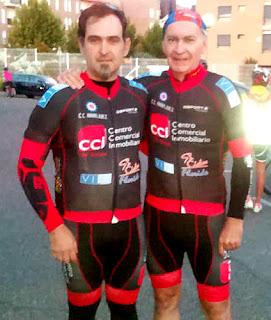 Ciclismo Aranjuez Brevet Arganda