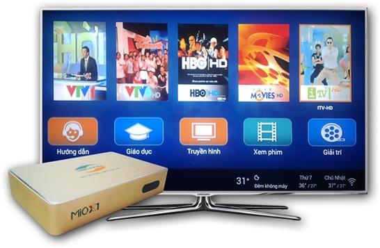 Truyền hình Viettel - Dịch vụ truyền hình tương tác trên mạng Internet